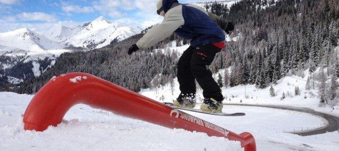 Kekse, Punsch und Skifahren in Obertauern
