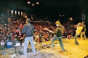 Live Konzert in Obertauern