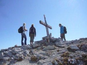 Am Gipfel der Glöcknerin