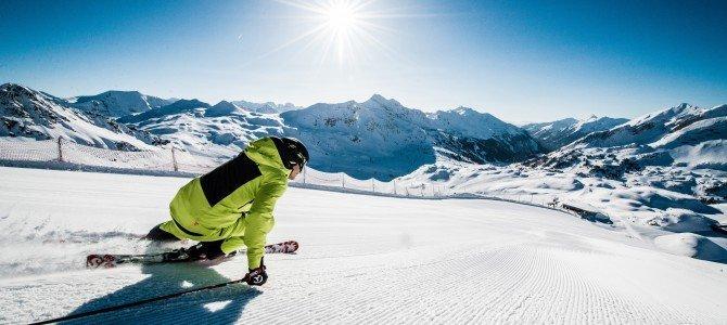 Skiopening in Obertauern